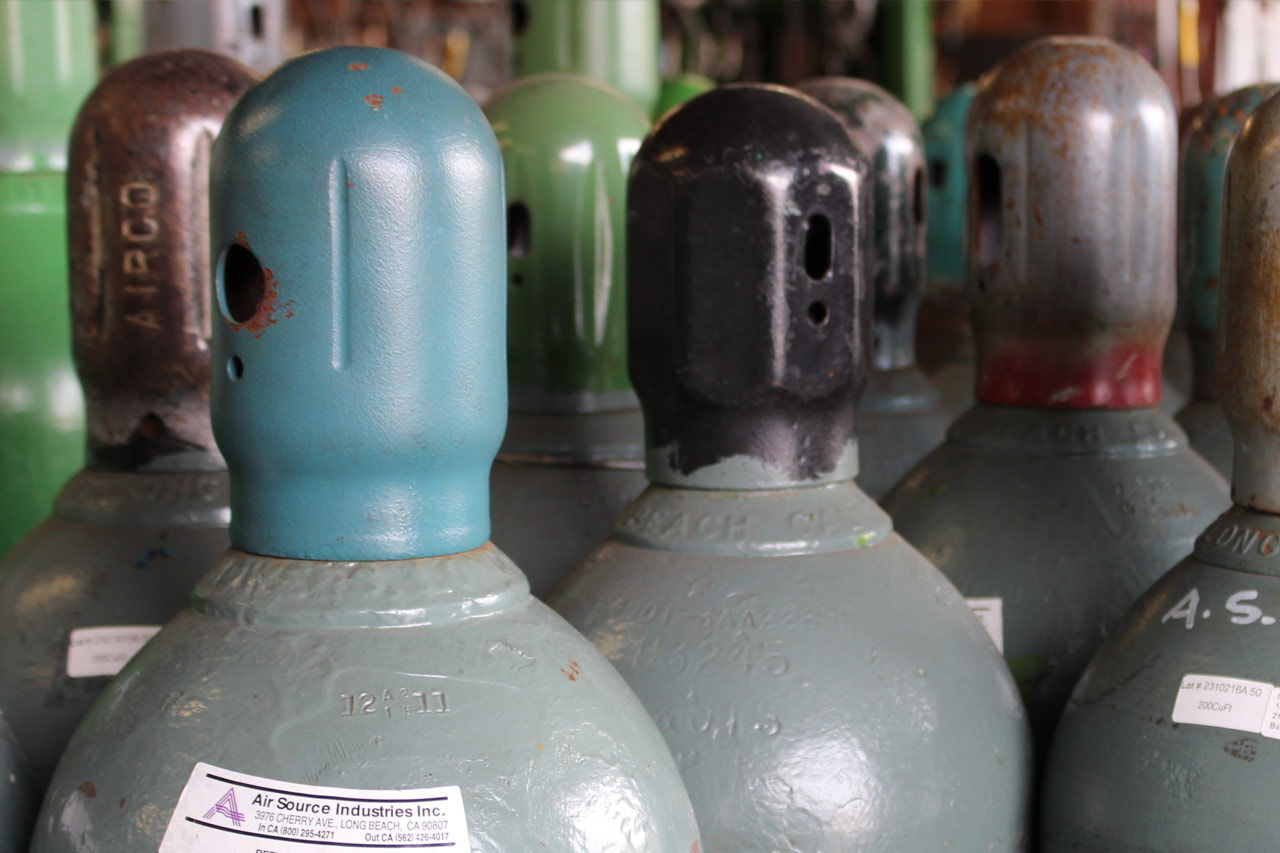 Cylinder Gas Rentals