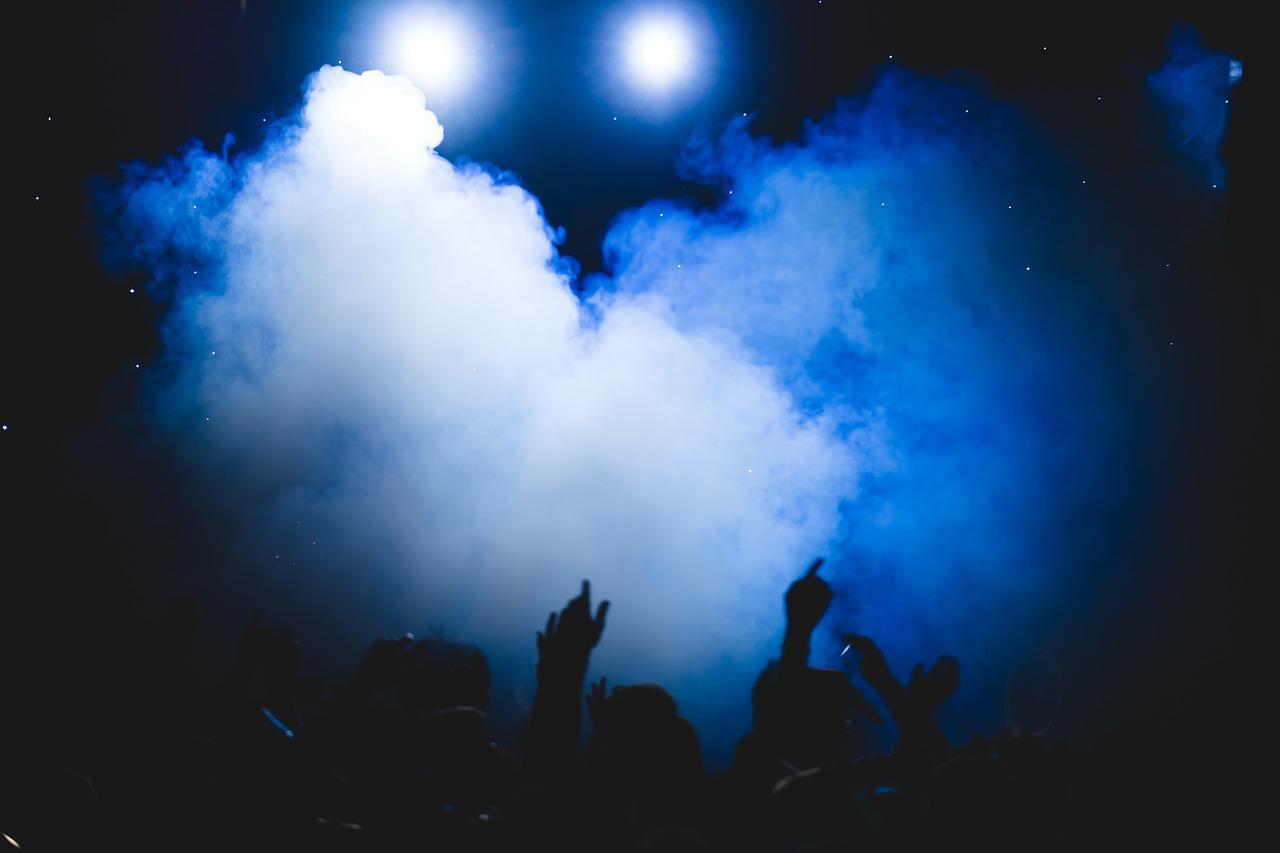 cryo gas smoke effects