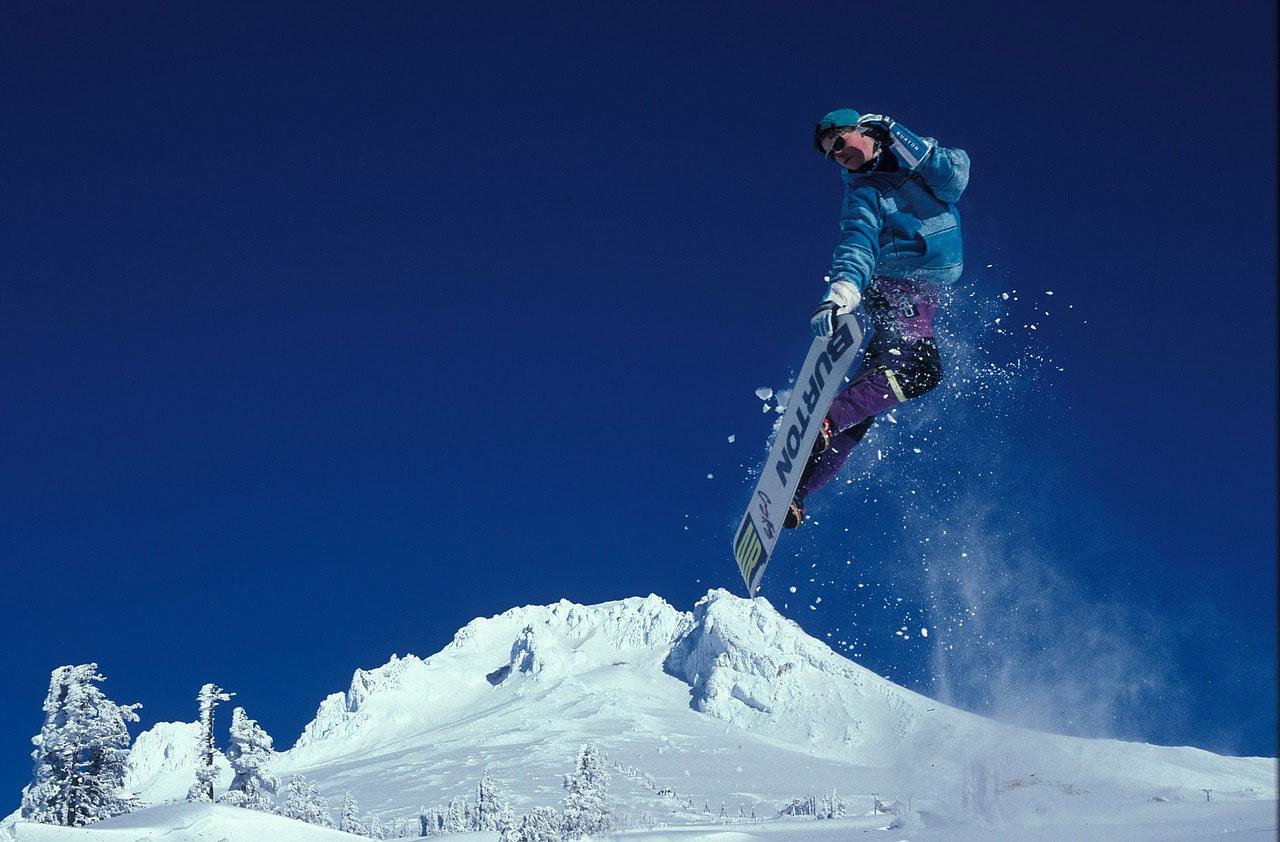 Winter Athlete Snowboard