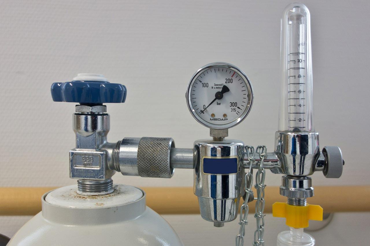 hospital medical oxygen