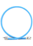 3ft Blue Hose for Nitrous Oxyde