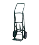 H Cylinder Cart with Retractable Wheels