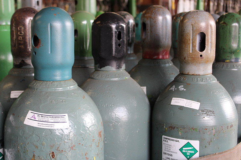 Compressed Gas Services